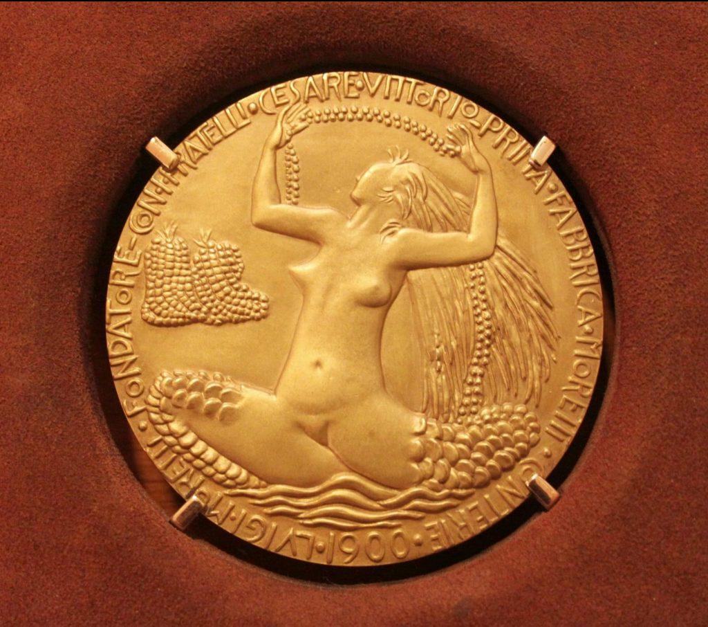 Medaglia Napoleone Martinuzzi